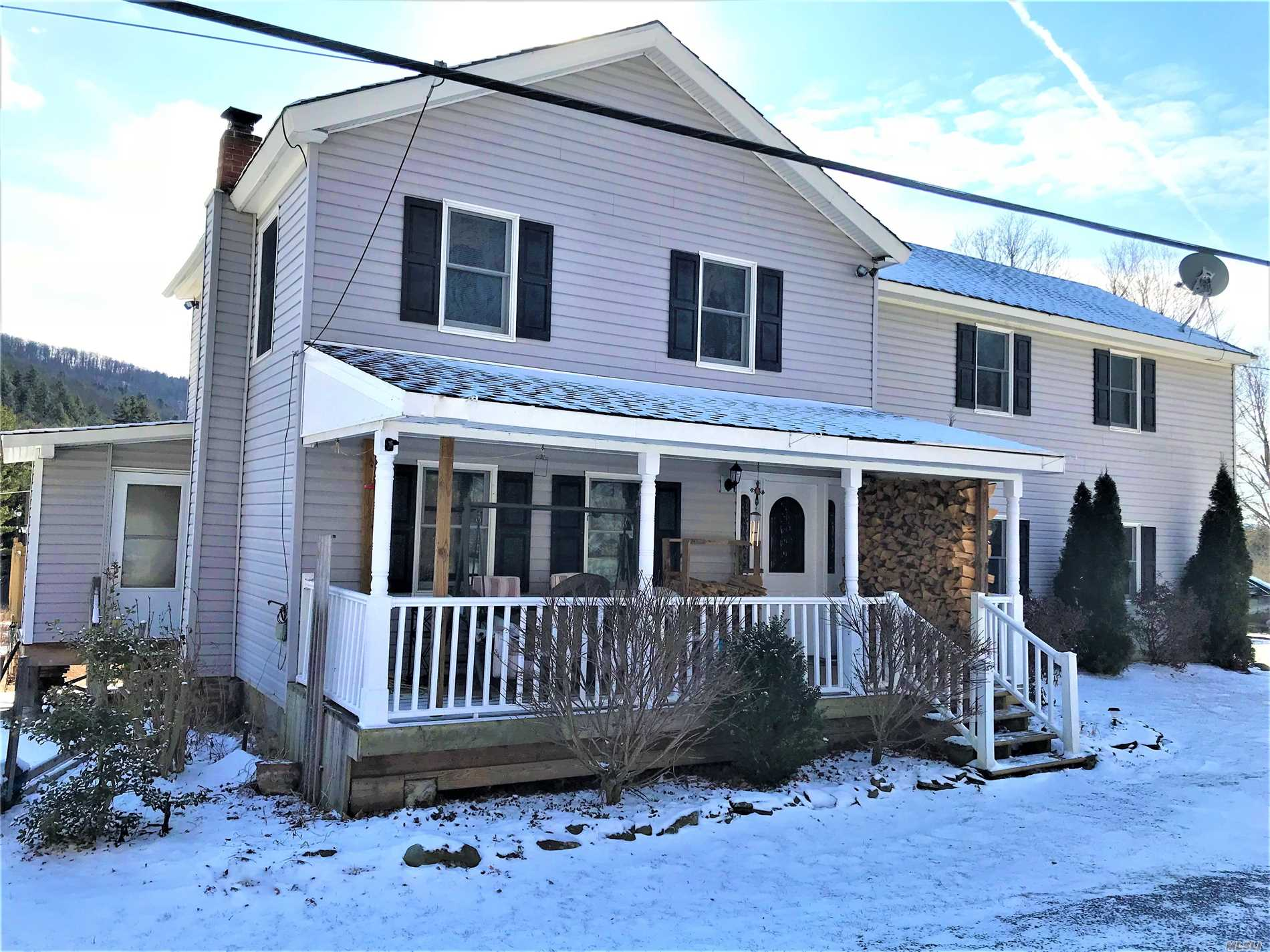 Residenziale in 154 Harpersfield N Rd, Out Of Area Town, NY ,12093