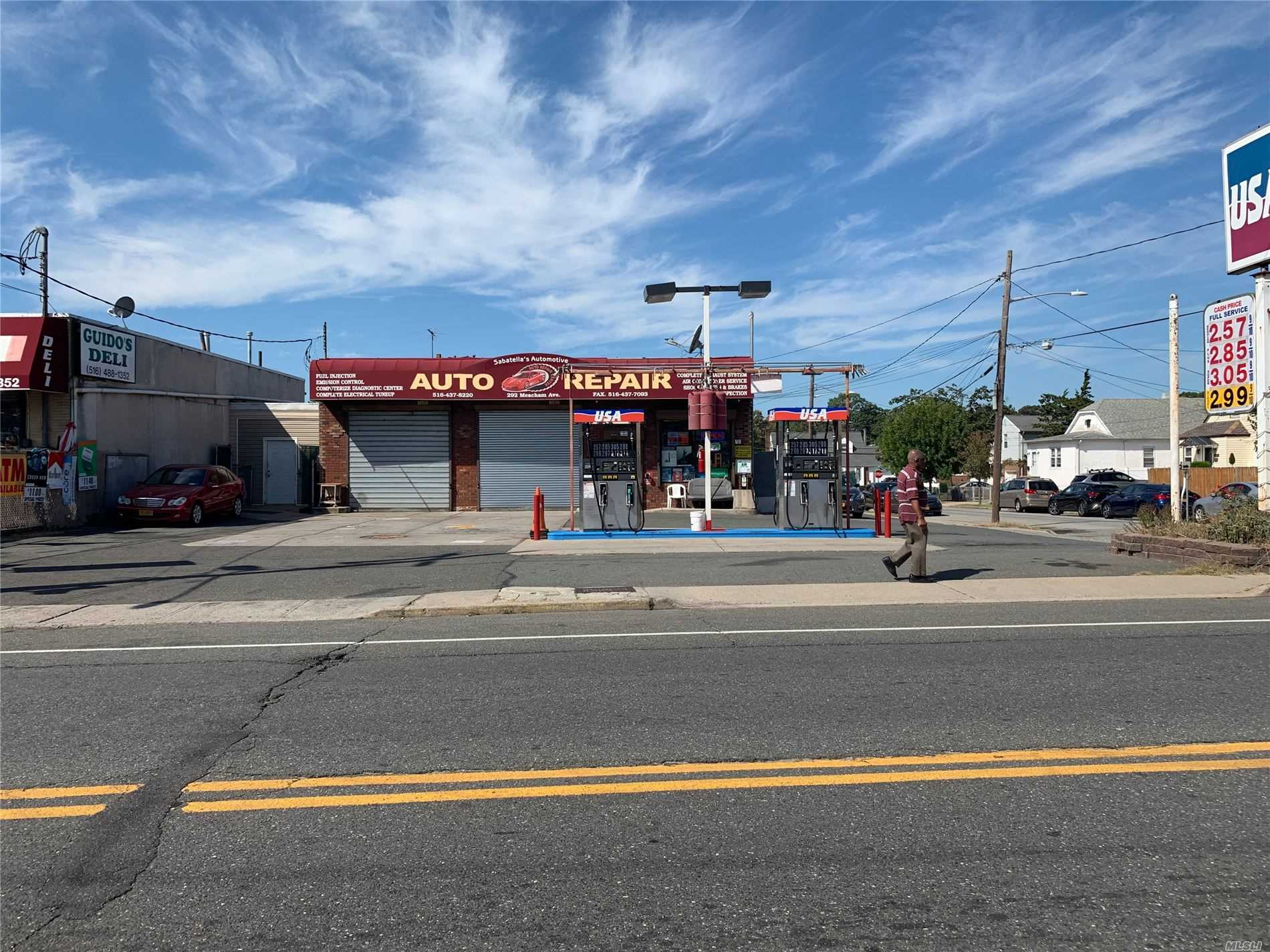 Acquisto commerciale in 292 Meacham Ave, Elmont, NY ,11003
