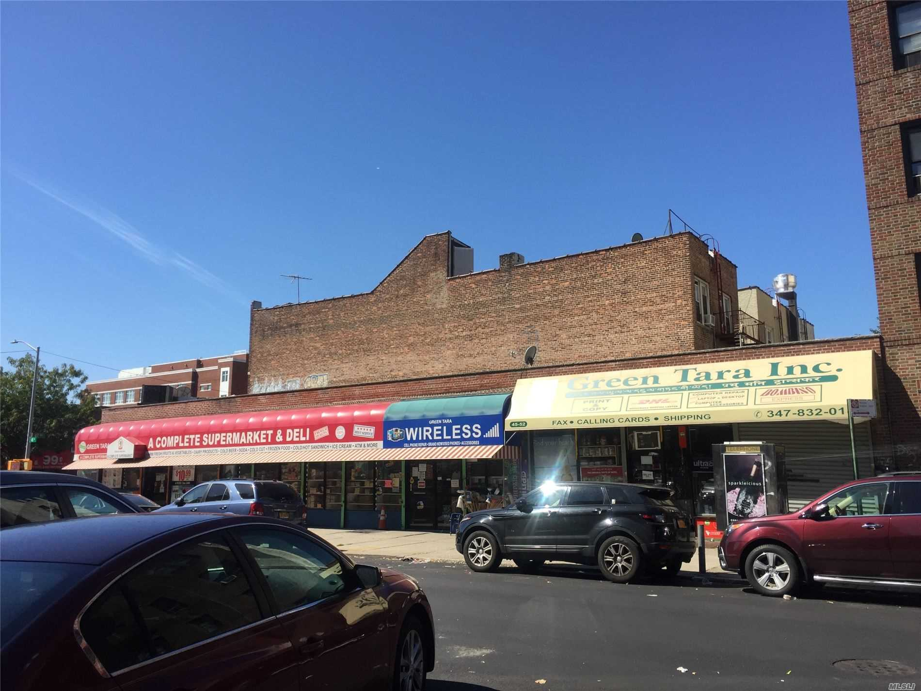 Acquisto commerciale in , Woodside, NY ,11377
