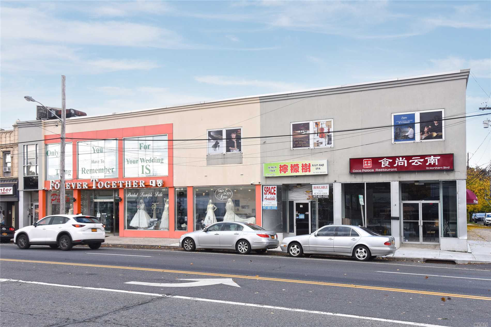 Acquisto commerciale in 11-19 Northern Blvd, Great Neck, NY ,11021