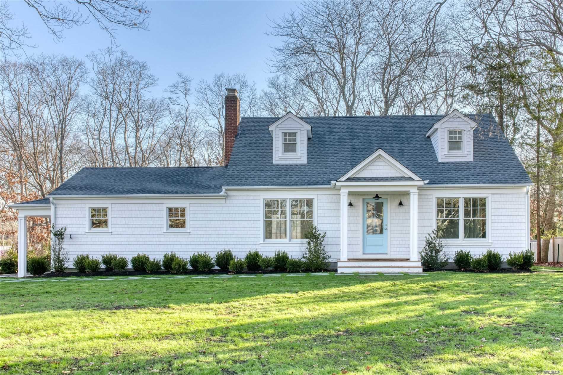 Residenziale in 134 Beach Rd, Westhampton Bch, NY ,11978