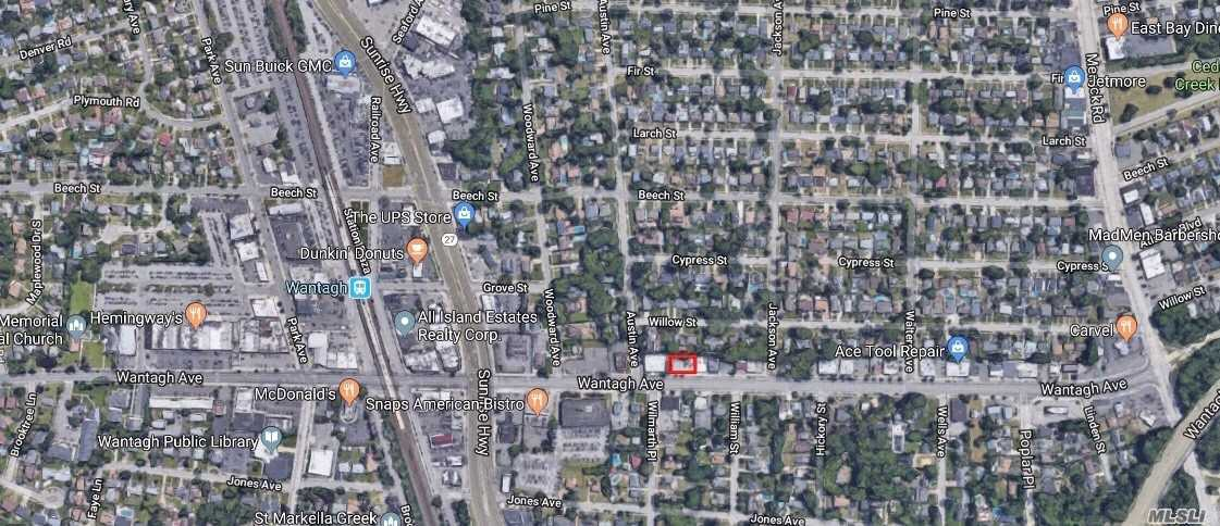 Acquisto commerciale in 2087-2095 Wantagh Ave, Wantagh, NY ,11793