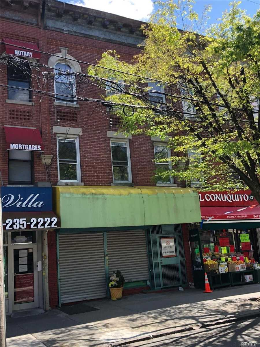 Acquisto commerciale in 3434 Fulton St, Brooklyn, NY ,11208