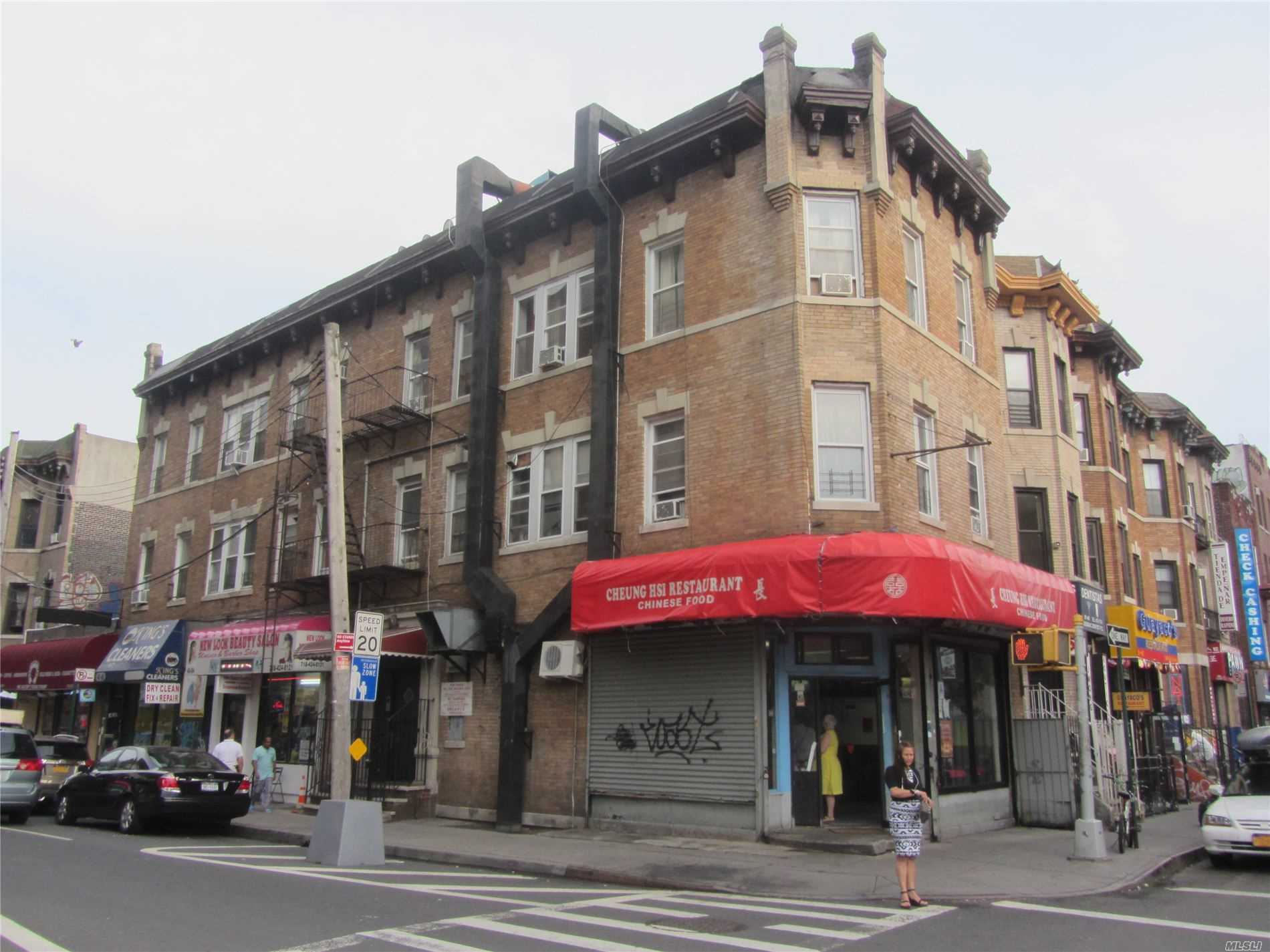 Acquisto commerciale in 40-06 Ithaca Street, Elmhurst, NY ,11373