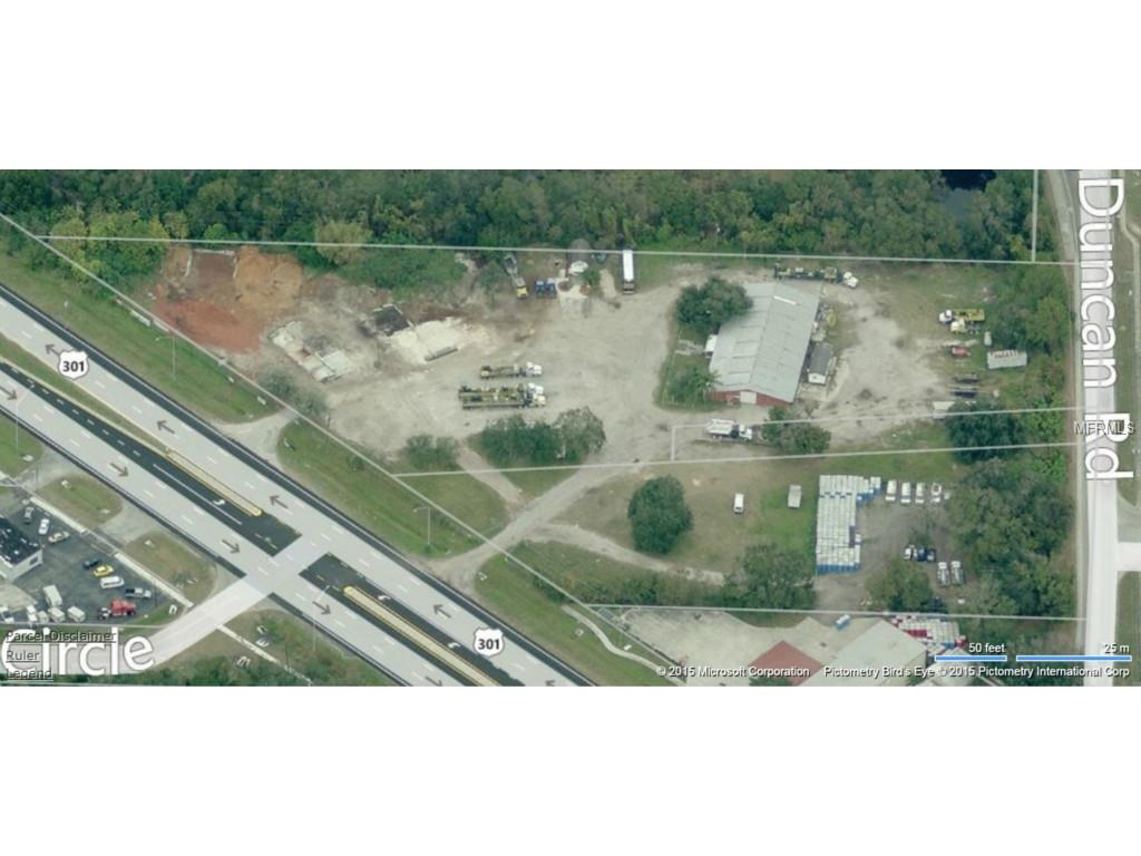 Compra di terreno in 6348 Us 301 HIGHWAY S, Riverview, Florida ,33578