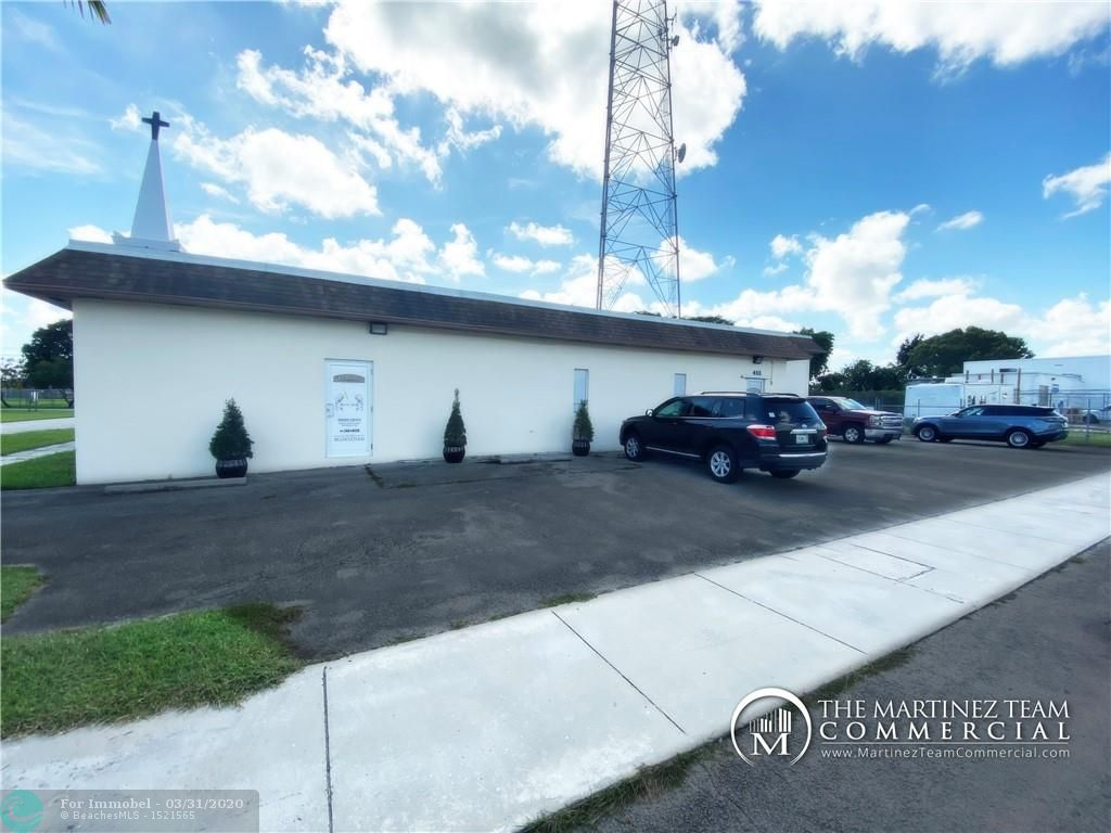 Acquisto commerciale in 455 N Flagler Ave, Homestead, Florida ,33030