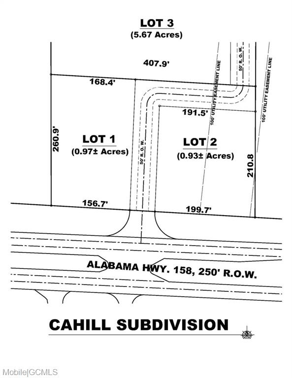 Acquisto commerciale in Industrial Parkway, Saraland, Alabama ,36571