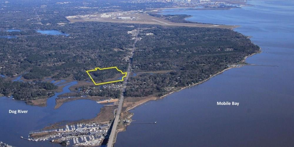 Compra di terreno in Dauphin Island Parkway, Mobile, Alabama ,36605