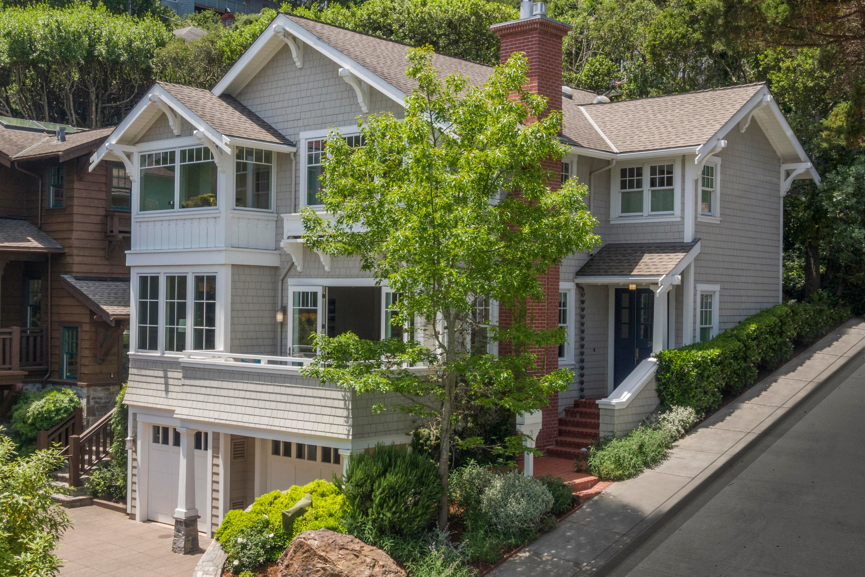 Residenza monofamiliare in vendita in 307 South Street, Sausalito, California ,94965