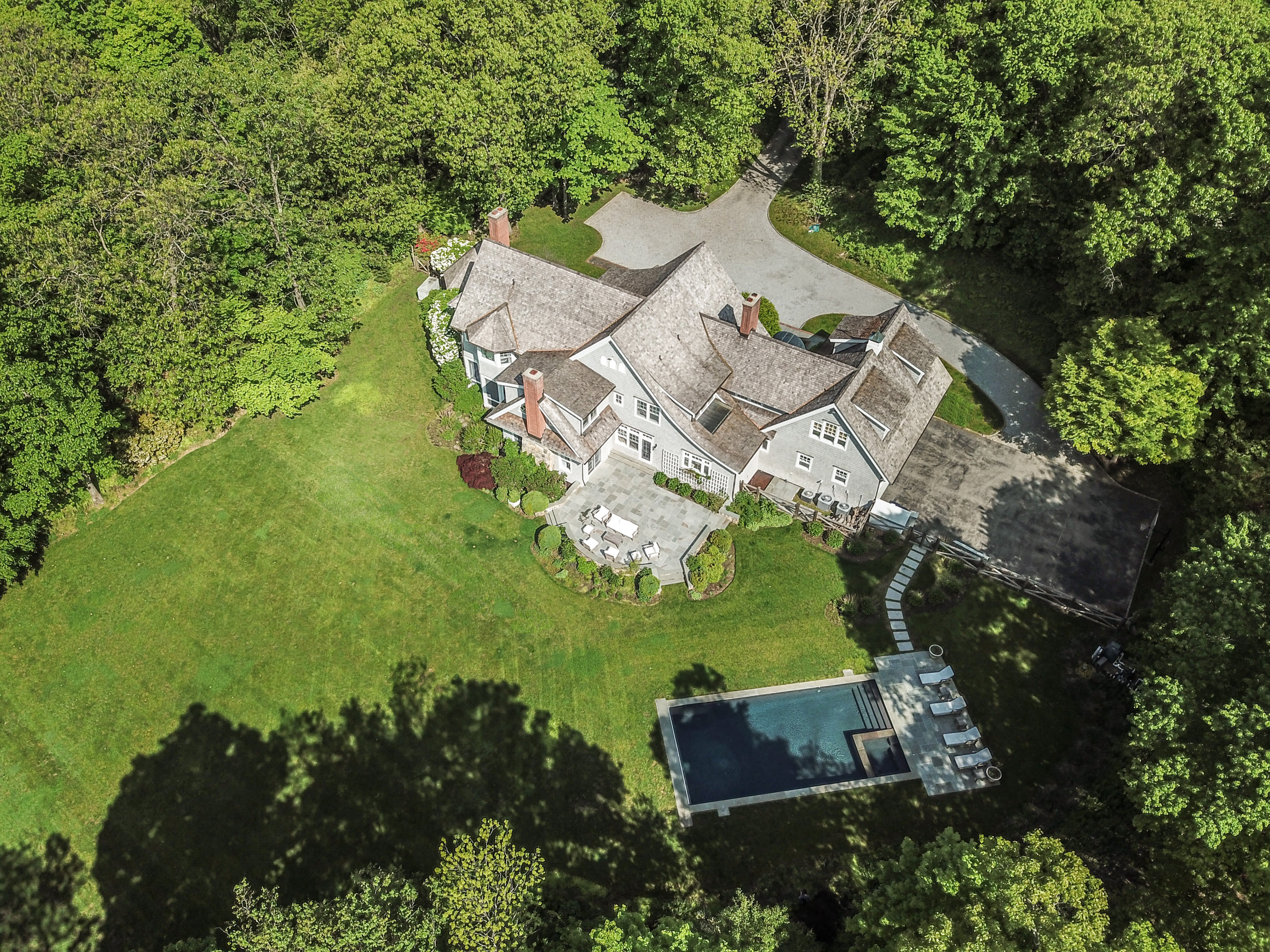 Residenza monofamiliare in vendita in 284 Stone Hill Road, Pound Ridge, NY ,10576