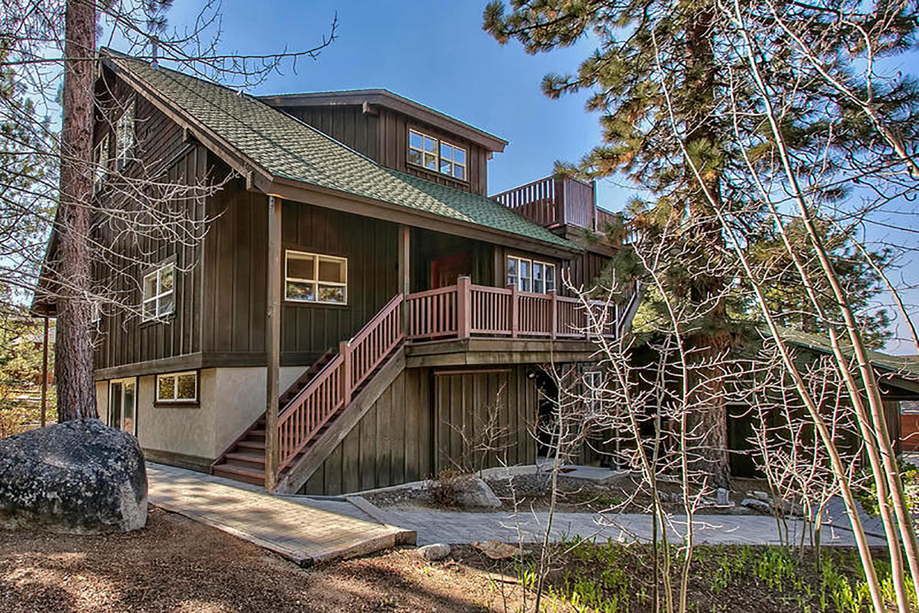Residenza monofamiliare in vendita in 3802 Lucinda Court, South Lake Tahoe, California ,96150