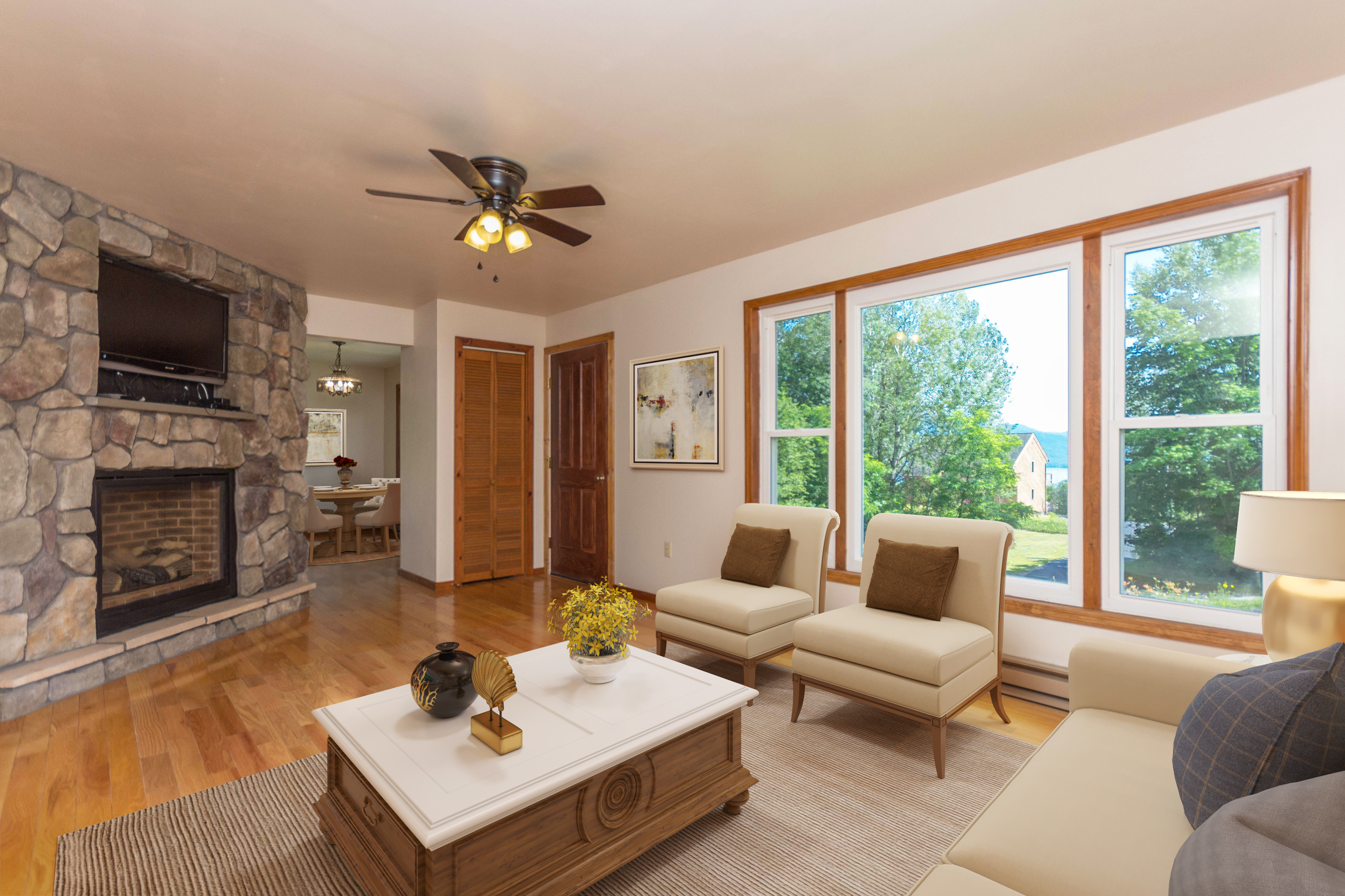 Residenza monofamiliare in vendita in 59 Mohican Heights Dr, Bolton Landing, NY ,12814
