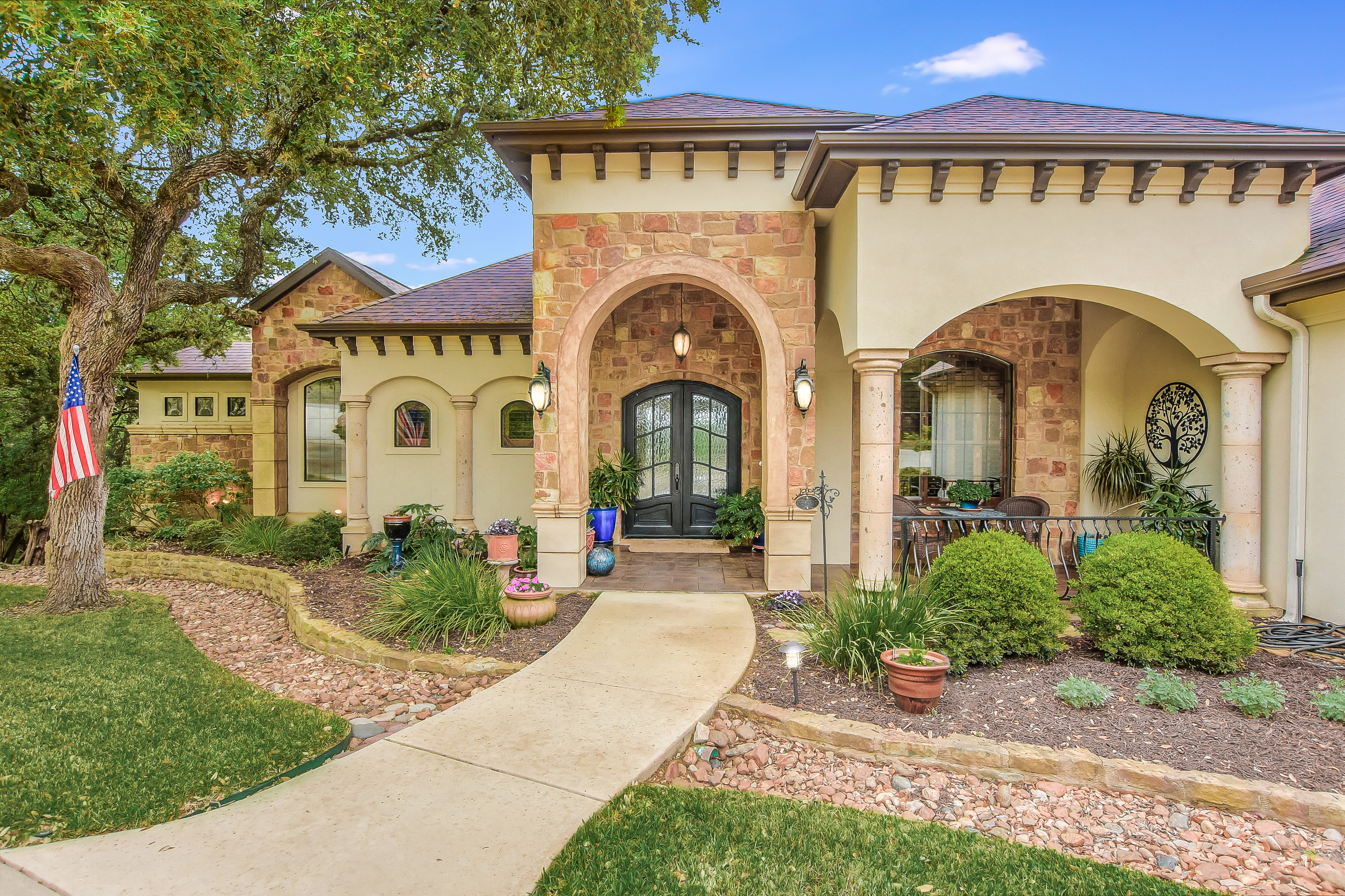 Residenza monofamiliare in vendita in 163 Longwood Drive, New Braunfels, Texas ,78132