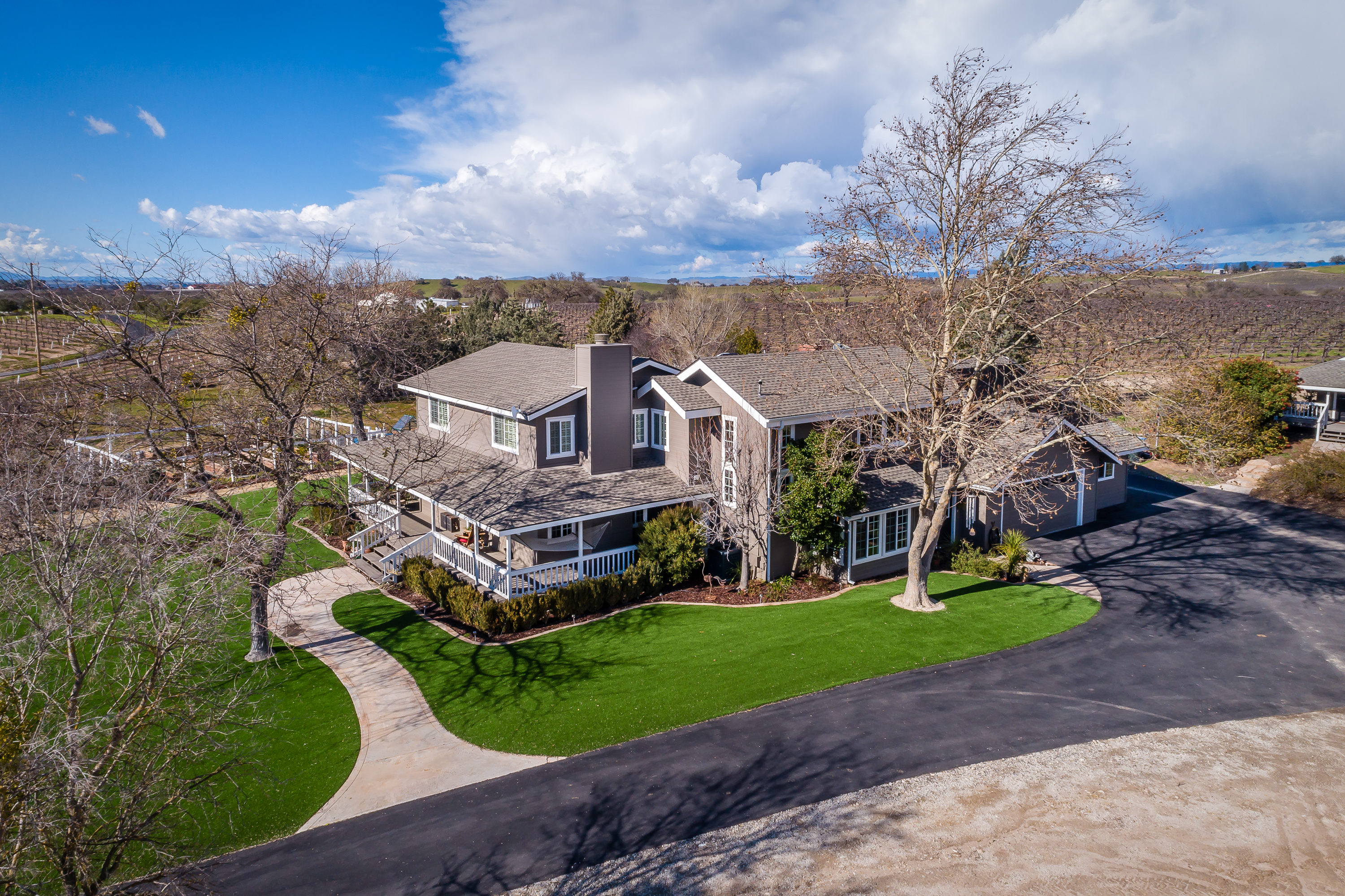 Residenza monofamiliare in vendita in 4374 Union Road, Paso Robles, California ,93446