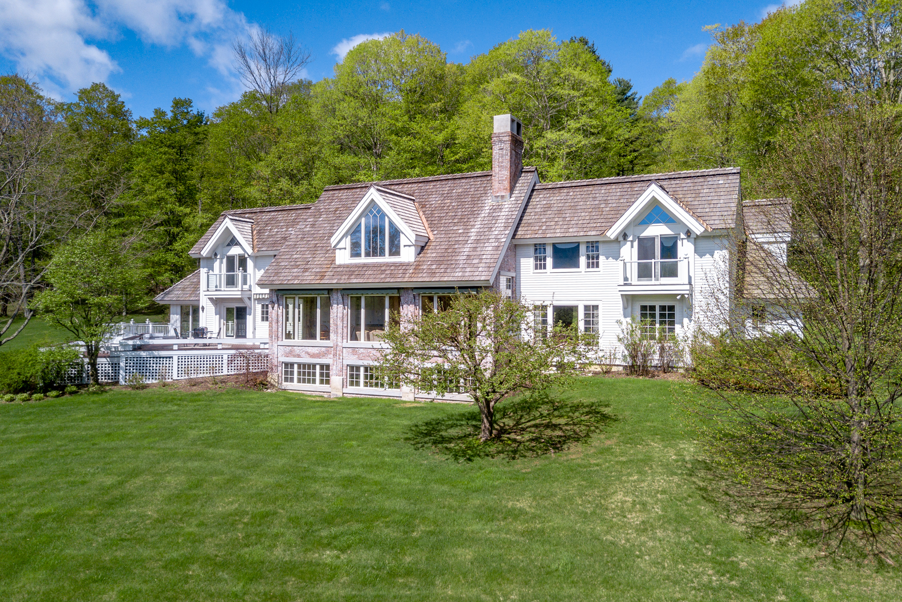 Residenza monofamiliare in vendita in 314 West Fields Road, Manchester, Vermont ,05254