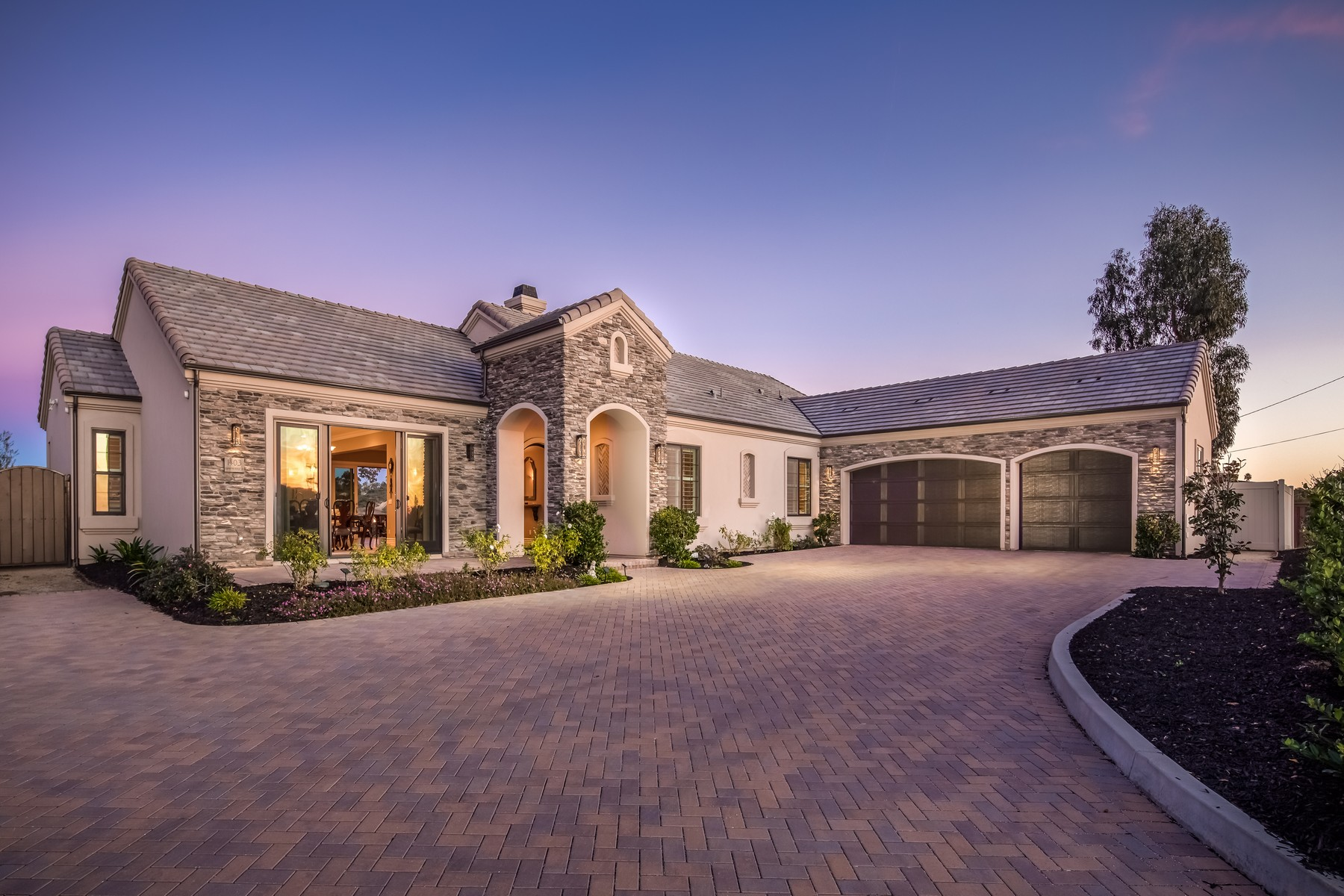 Residenza monofamiliare in vendita in 1403 Rainbow Ridge Lane, Encinitas, California ,92024