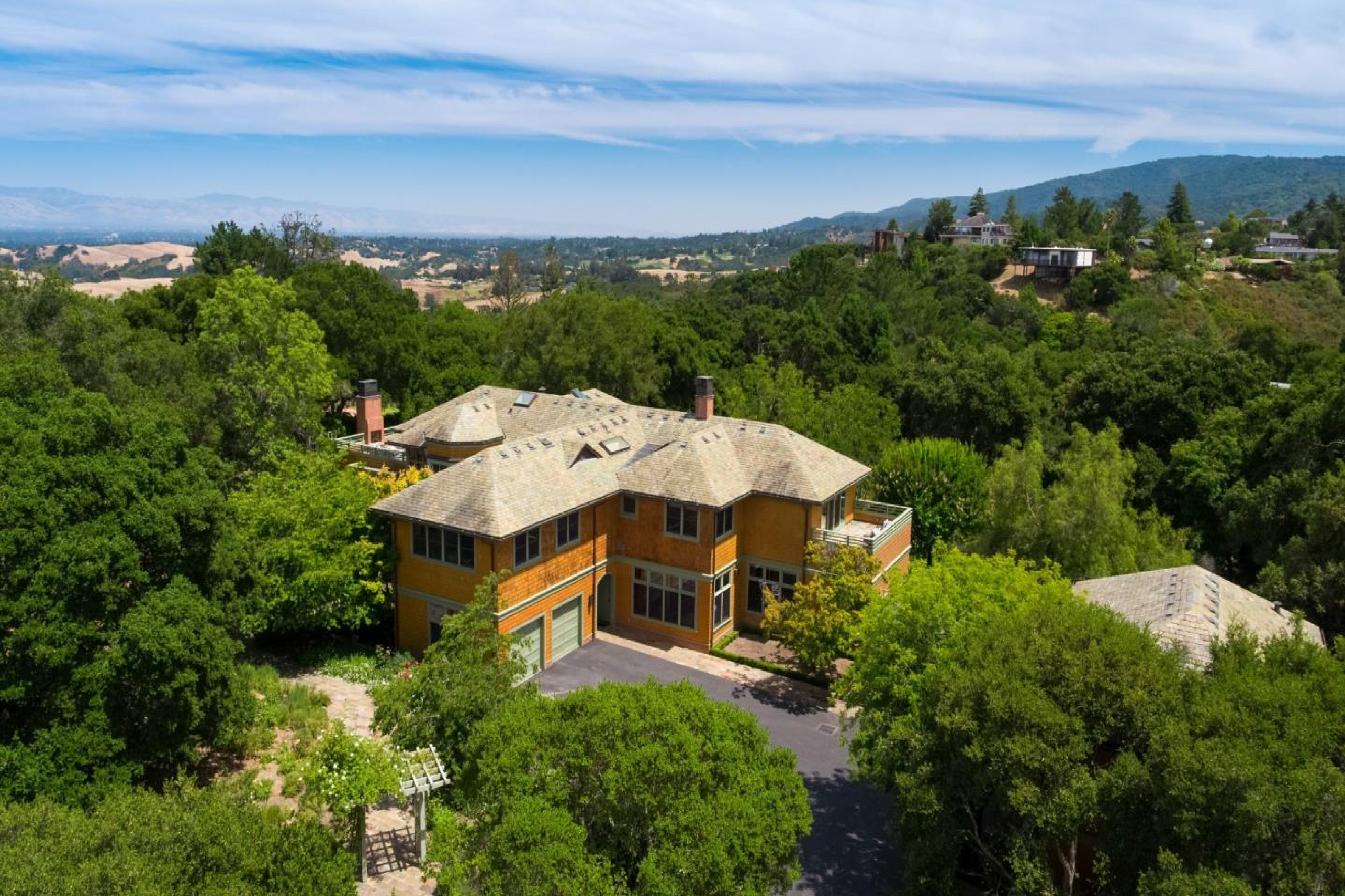 Residenza monofamiliare in vendita in 447 Westridge Drive, Portola Valley, California ,94028