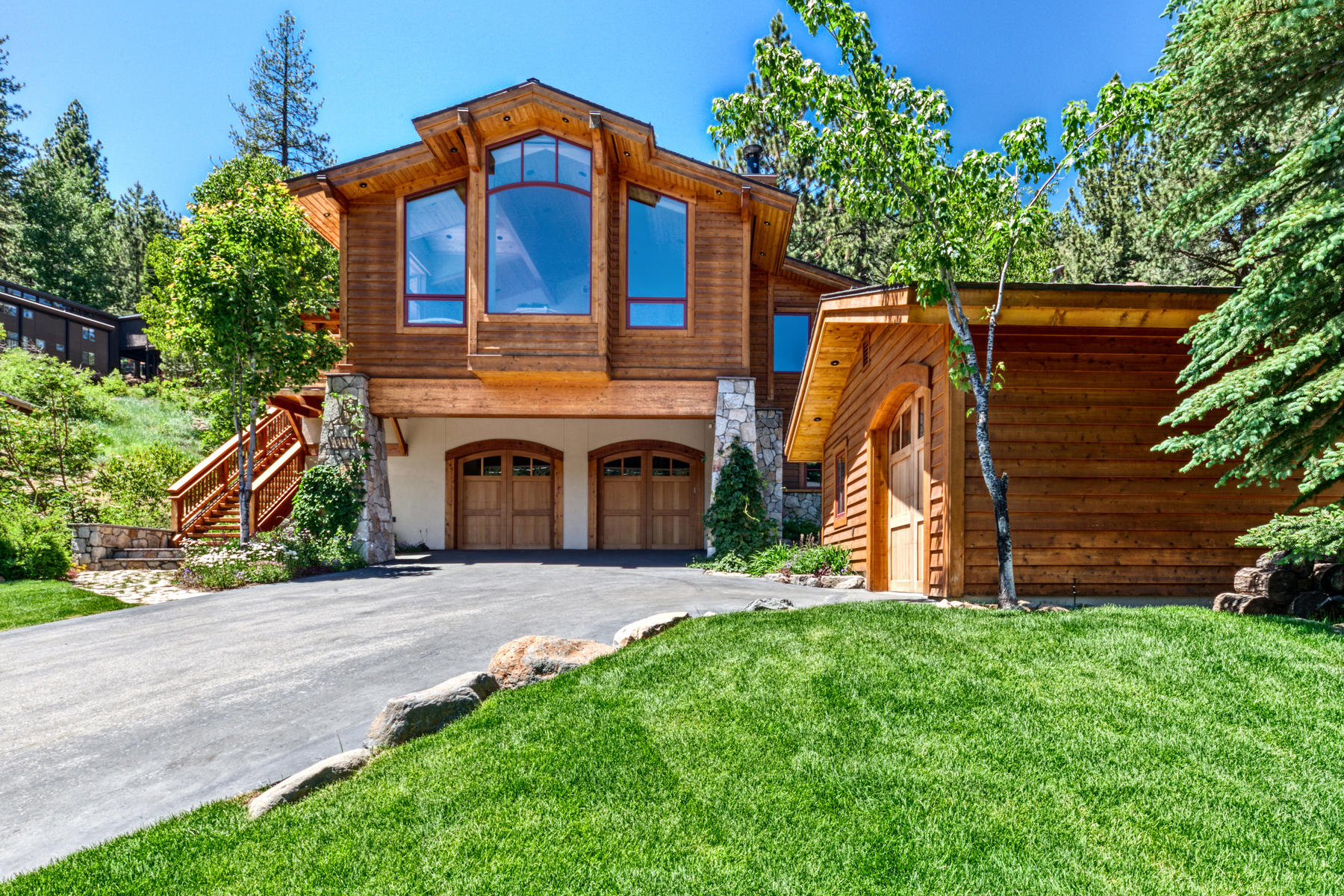 Residenza monofamiliare in vendita in 1390 Lanny Lane, Olympic Valley, California ,96146