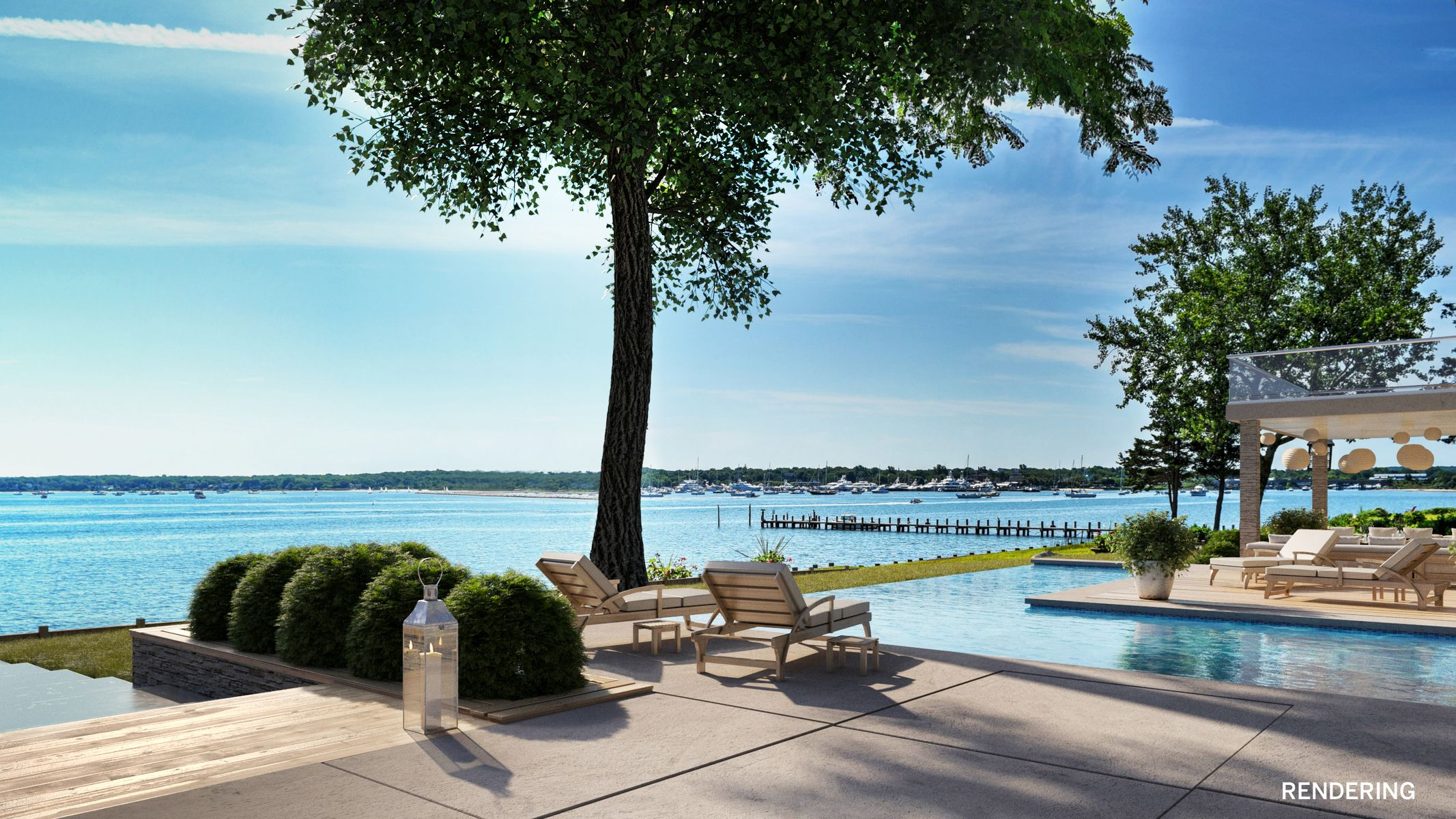 Residenza monofamiliare in vendita in 24 East Harbor Drive, Sag Harbor, NY ,11963