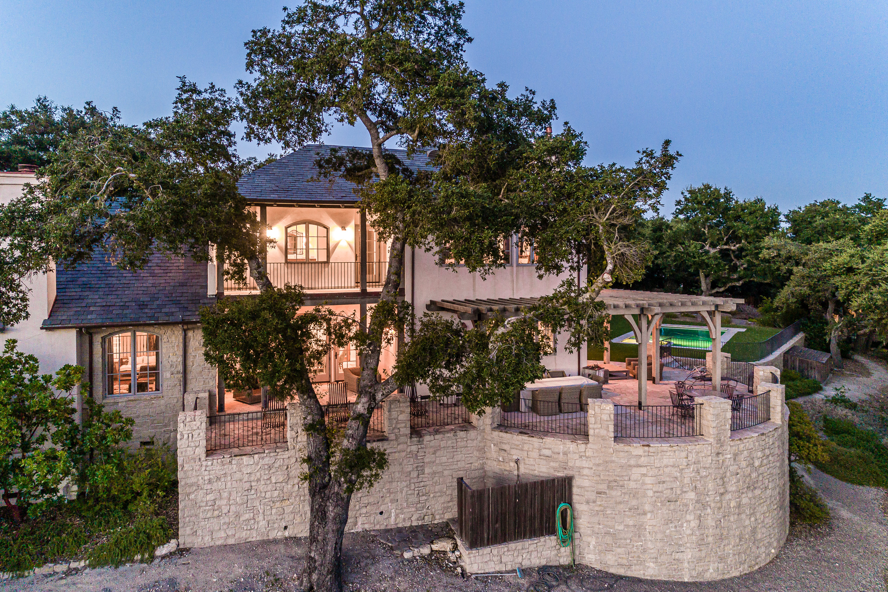 Residenza monofamiliare in vendita in 3773 Live Oak Road, Paso Robles, California ,93446