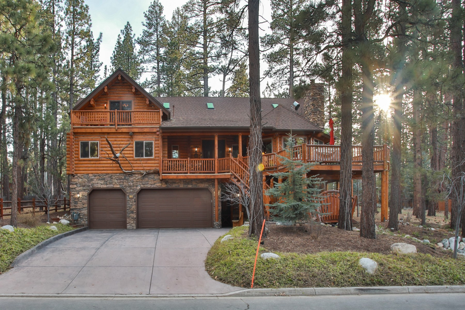 Residenza monofamiliare in vendita in 41469 Stone Bridge Road, Big Bear Lake, California ,92315