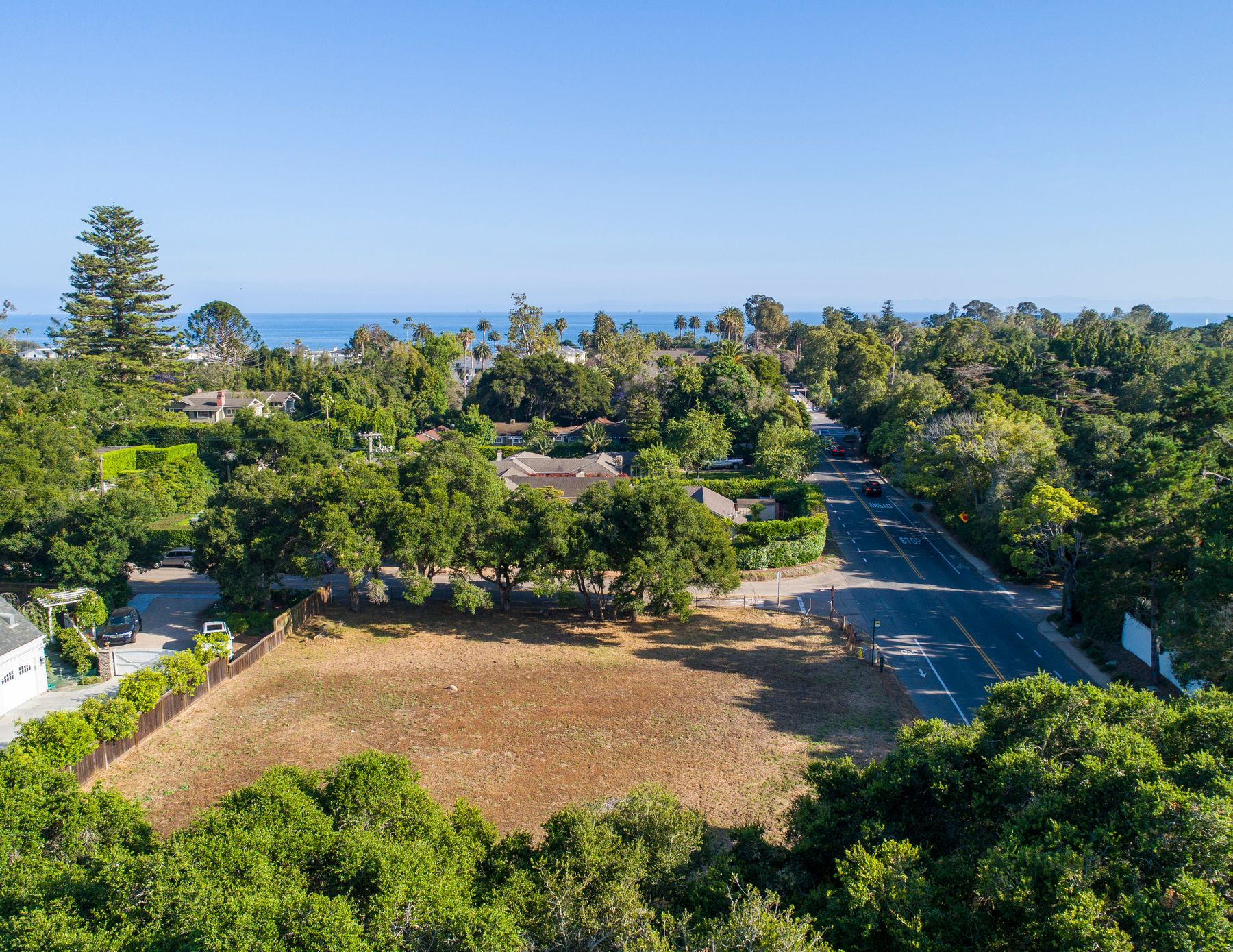 Compra di terreno in 1510 San Leandro Lane, Montecito, California ,93108