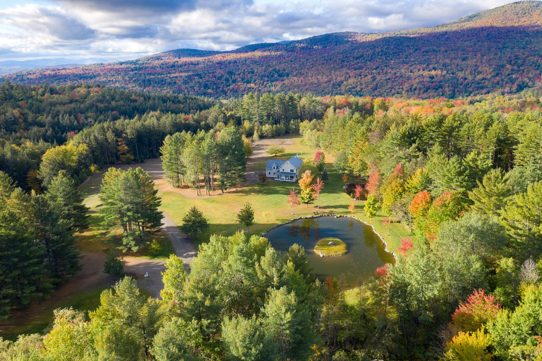Residenza monofamiliare in vendita in 989 Edson Hill Rd, Stowe, Vermont ,05672