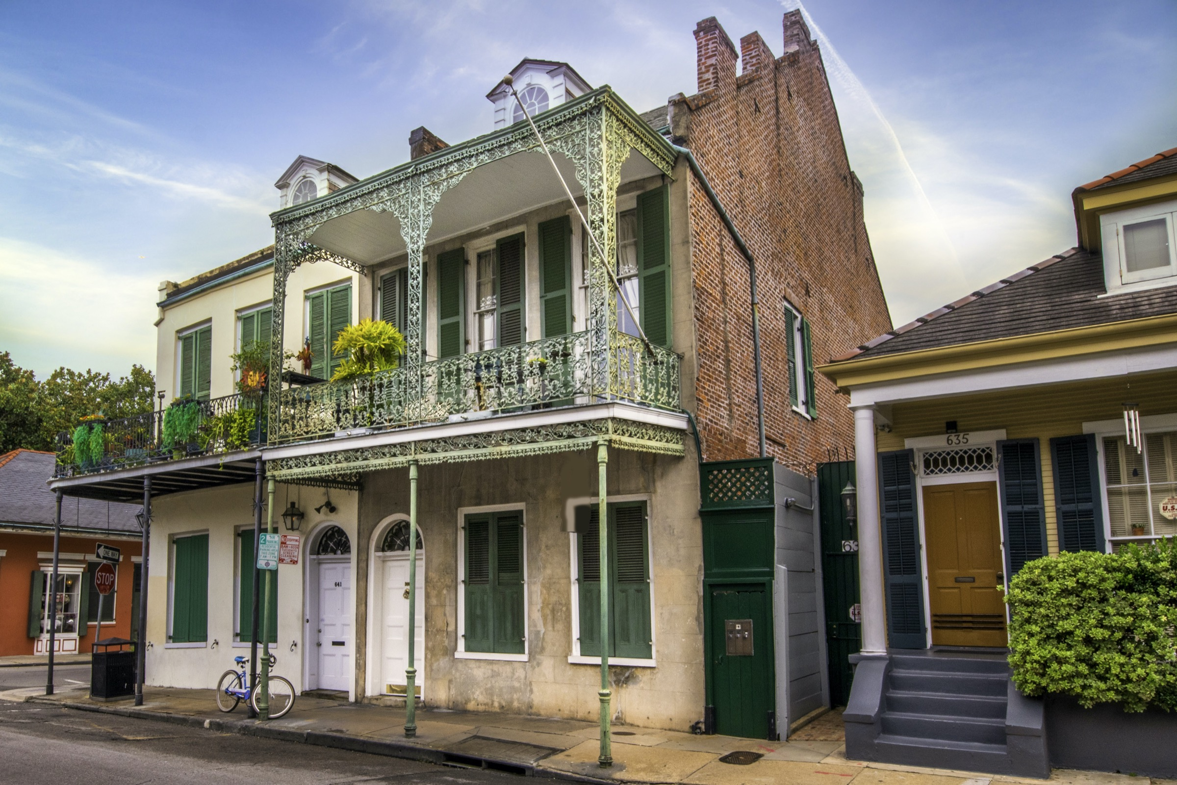 Residenza monofamiliare in vendita in 639 Barracks St, New Orleans, Louisiana ,70116