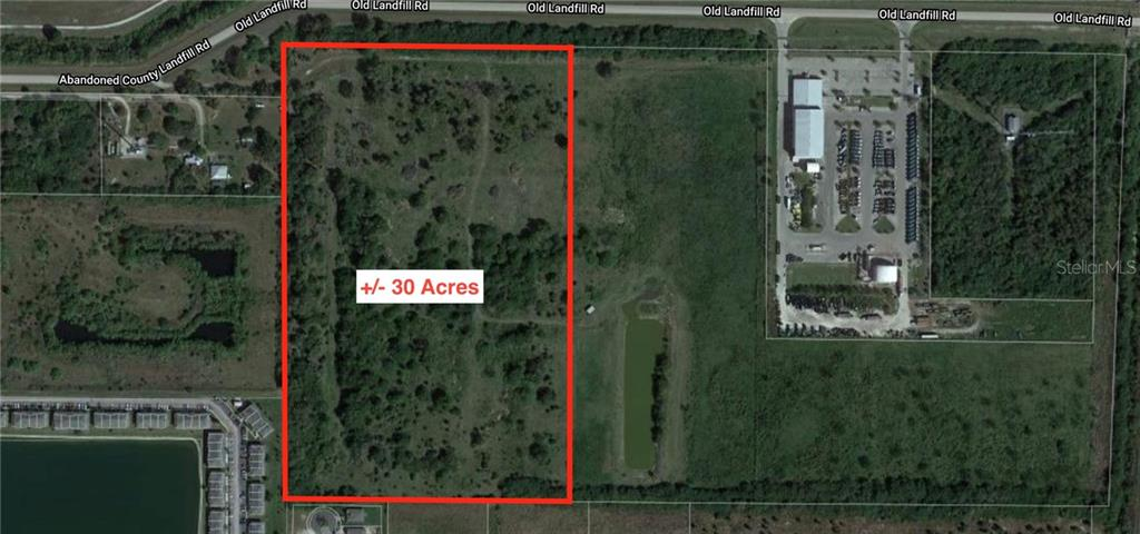 Compra di terreno in 25505 Old Landfill ROAD, Port Charlotte, Florida ,33980